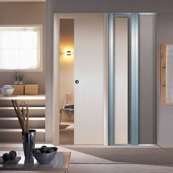 Doorkit linea Doortech by Scrigno